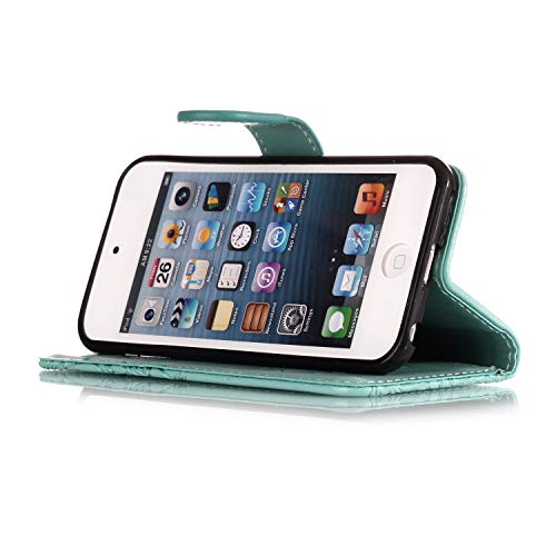 official photos 54168 ec256 Charms & Straps - Shinyzone Wallet Case for iPod Touch 5,iPod Touch ...