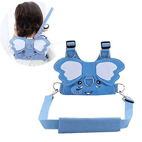 ab0847030068 Safety Harnesses - Mitemix Baby Safety Walking Harness with Leash ...