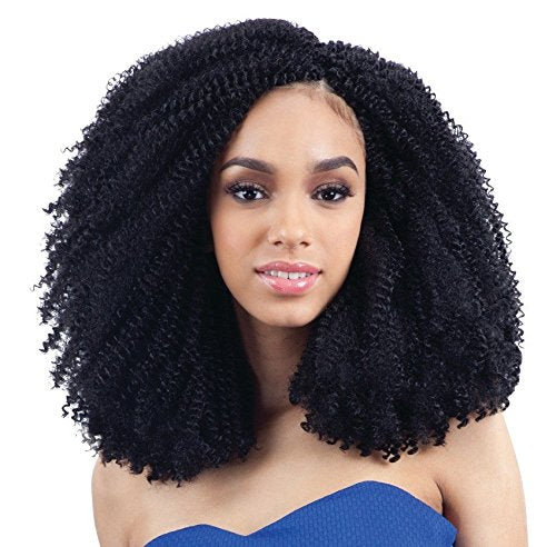 Other Hair Extensions & Weaves - 3pcs/Pack 10'' Afro Kinky
