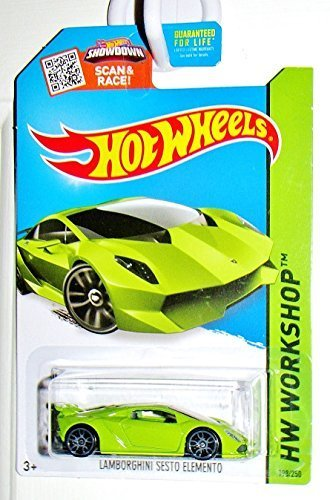Other Radio Control Hot Wheels 2015 Hw Workshop Lamborghini Sesto