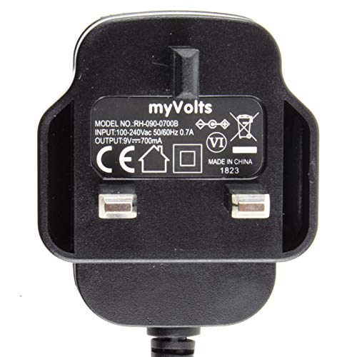 Other Educational Toys - MyVolts 9V power supply adaptor compatible
