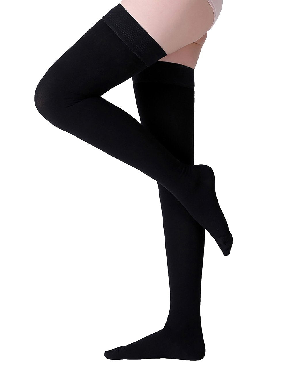 8c2ee8f3e Braces   Supports - Thigh High Compression Stockings