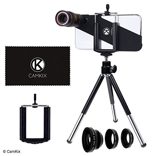 best service 4ac1b 7daaf Other Accessories - CamKix Lens Kit compatible with Apple iPhone X ...