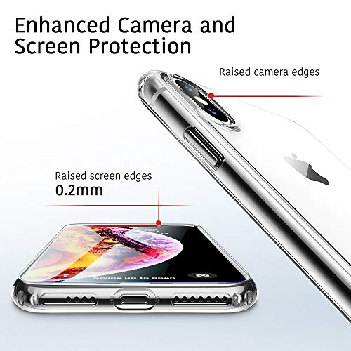 esr clear case iphone xs