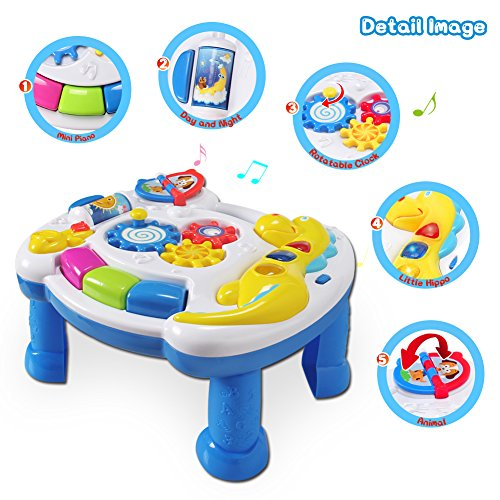 1375f6ab9 Accessories - HOMOF Baby Toys Musical Learning Table 6 Months up ...