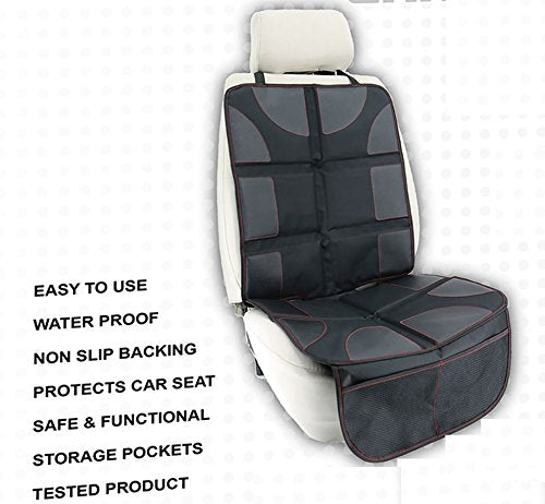 Car Seat Protector With Thickest Padding Luxury Cover For BabyChild Ant