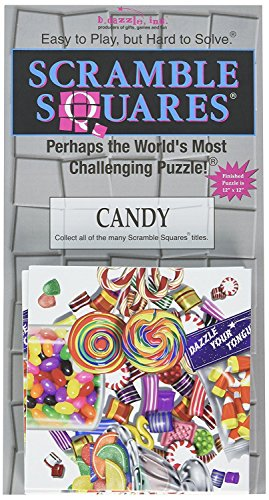 Other Puzzles - Scramble Squares Candy 9 Piece Challenging