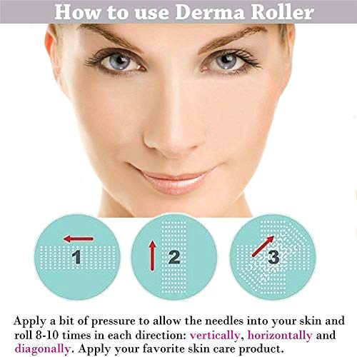 Other Skin Care & Tanning - Derma Roller Microneedling for Face 0 2
