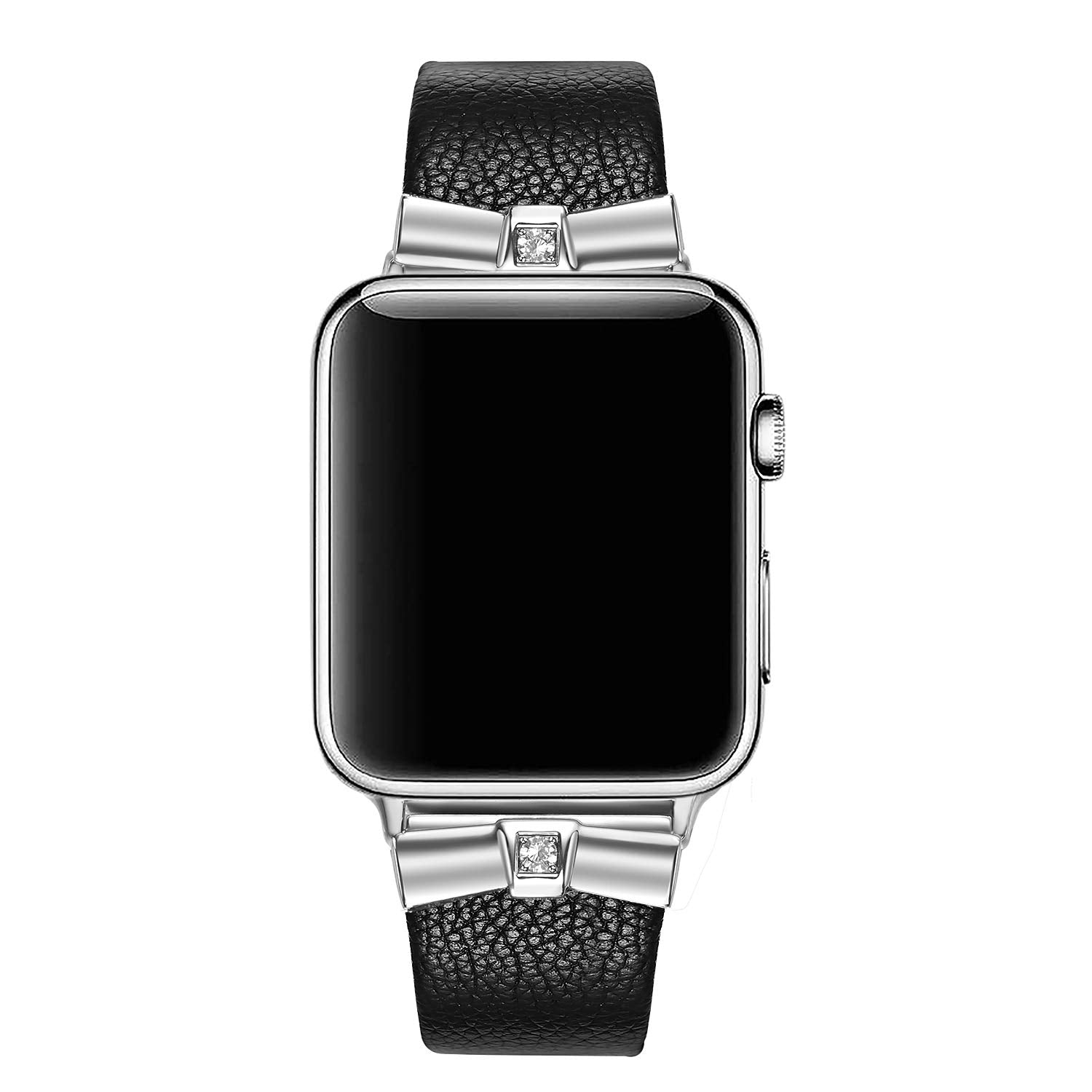 be3d0f8a152 Other Electronics - Secbolt Leather Bands Compatible Apple Watch ...