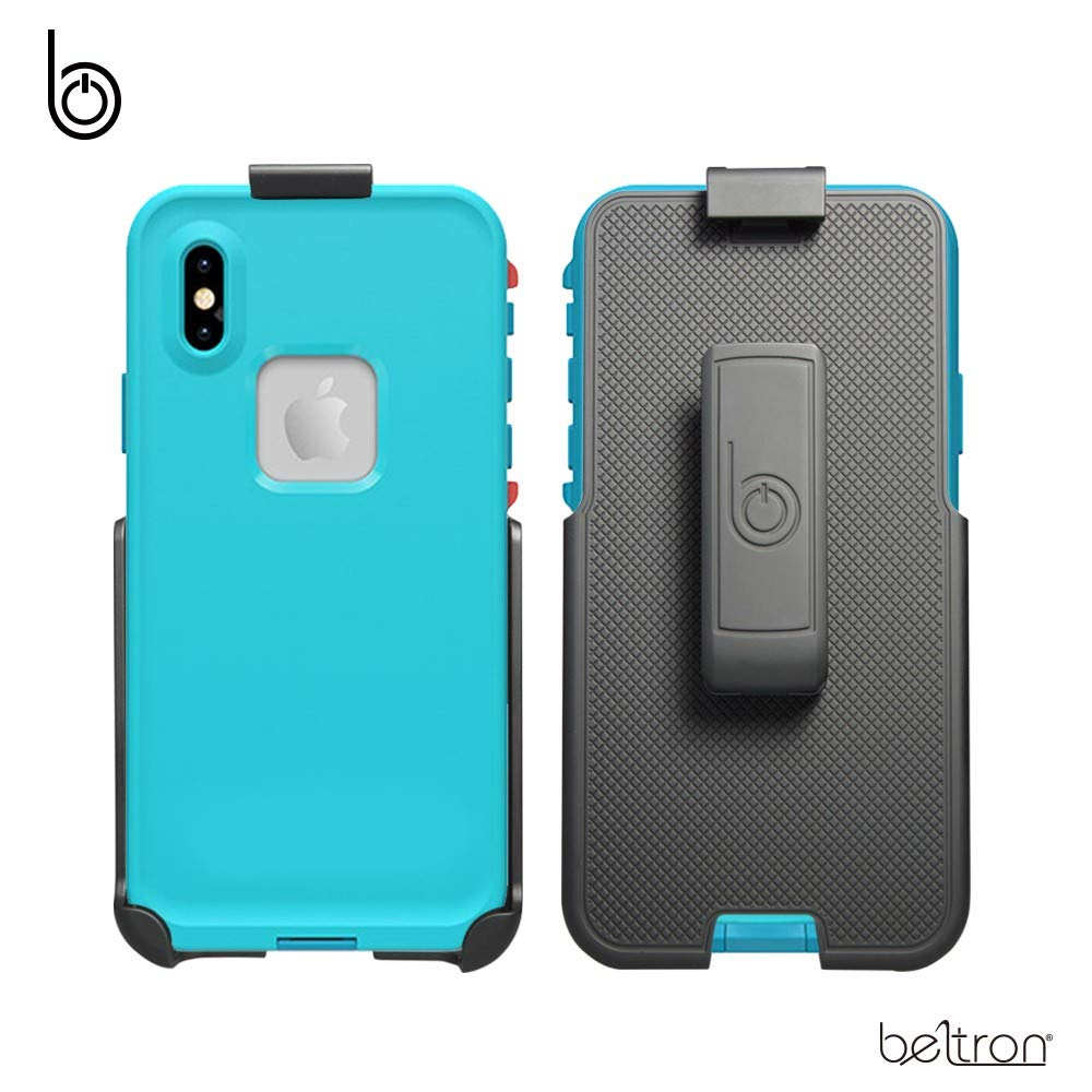 huge selection of cb633 0be14 Belt Clip Holster for The LifeProof FRE iPhone Xs Max Case (case not  Included) - Features: Secure...