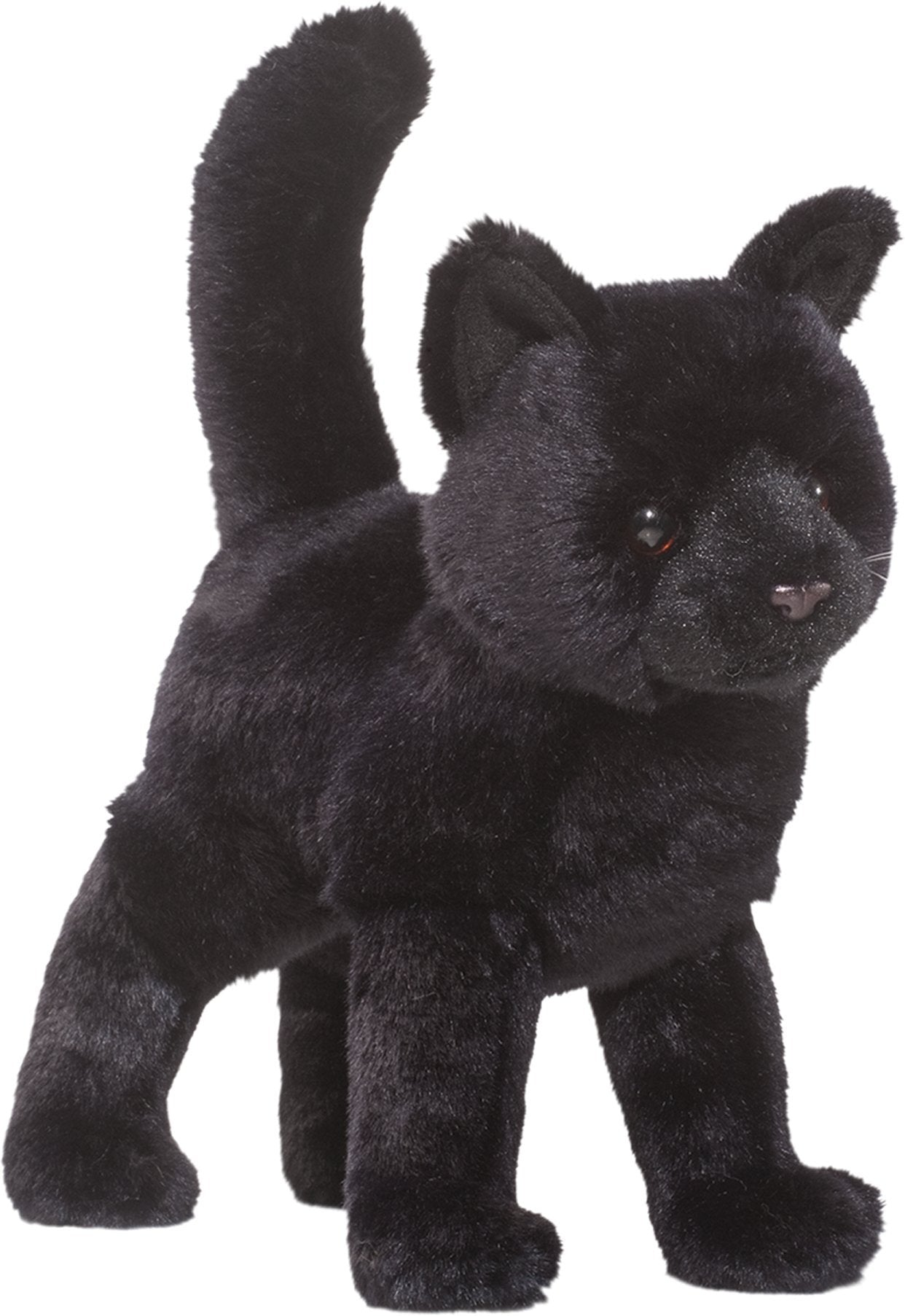 de259f7d555 Dolls - Cuddle Toys 1867 30 cm Long Midnight Black Cat Plush Toy for ...