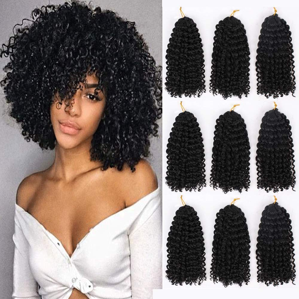 Other Hair Extensions Weaves Marlybob Synthetic Crochet Braiding