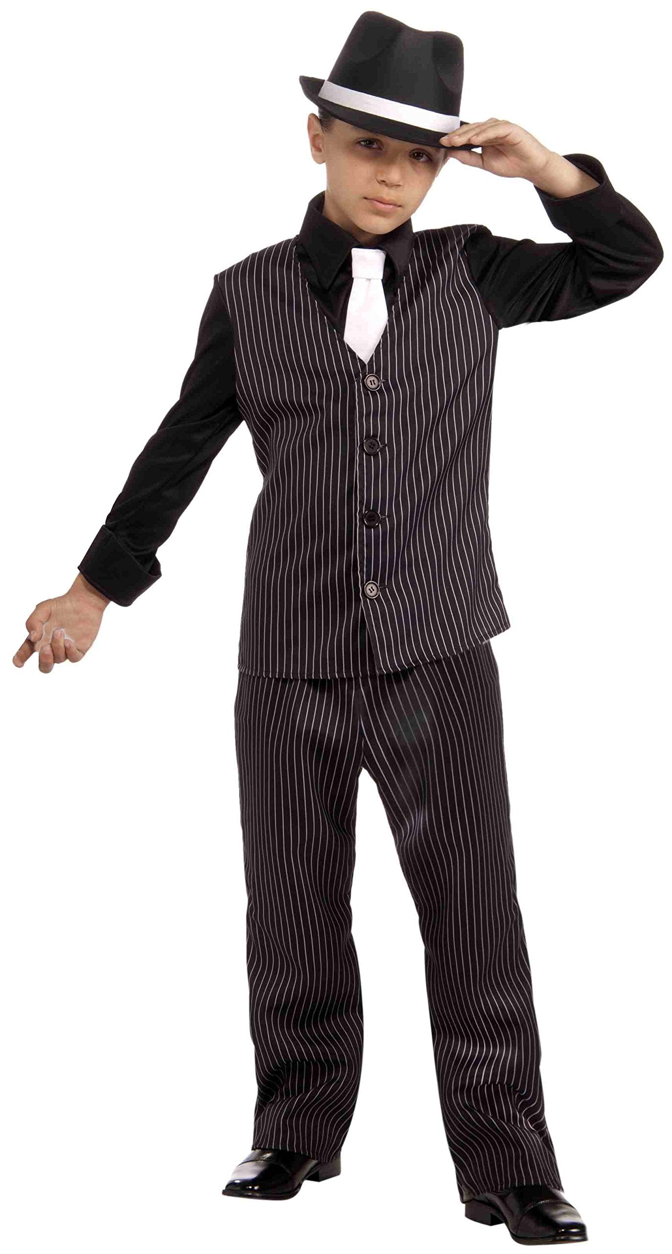 946865a4f1 Other Pretend Playing - Forum Novelties 20 s Lil  Gangster Child ...
