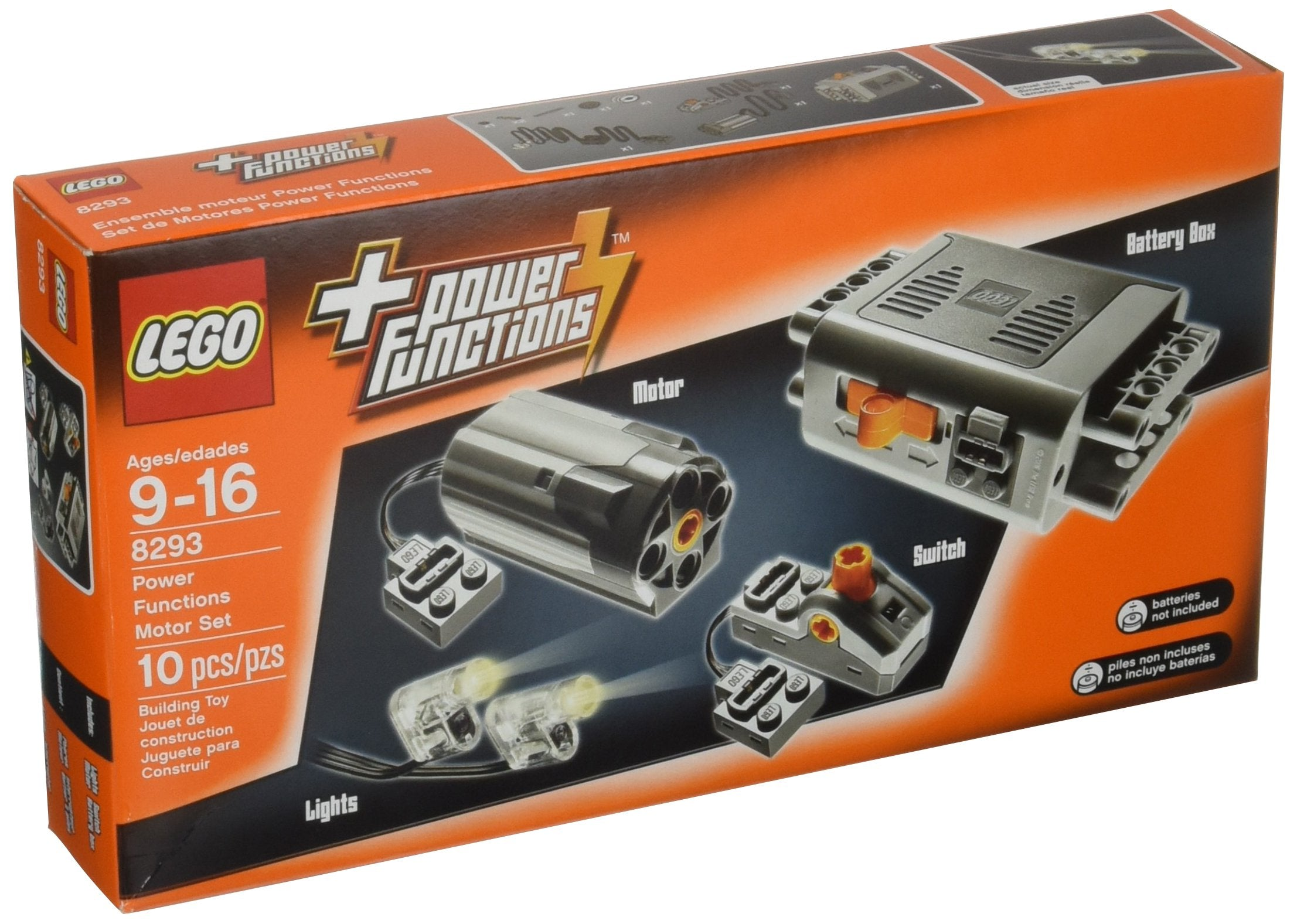 other lego building toys lego technic 8293 power. Black Bedroom Furniture Sets. Home Design Ideas