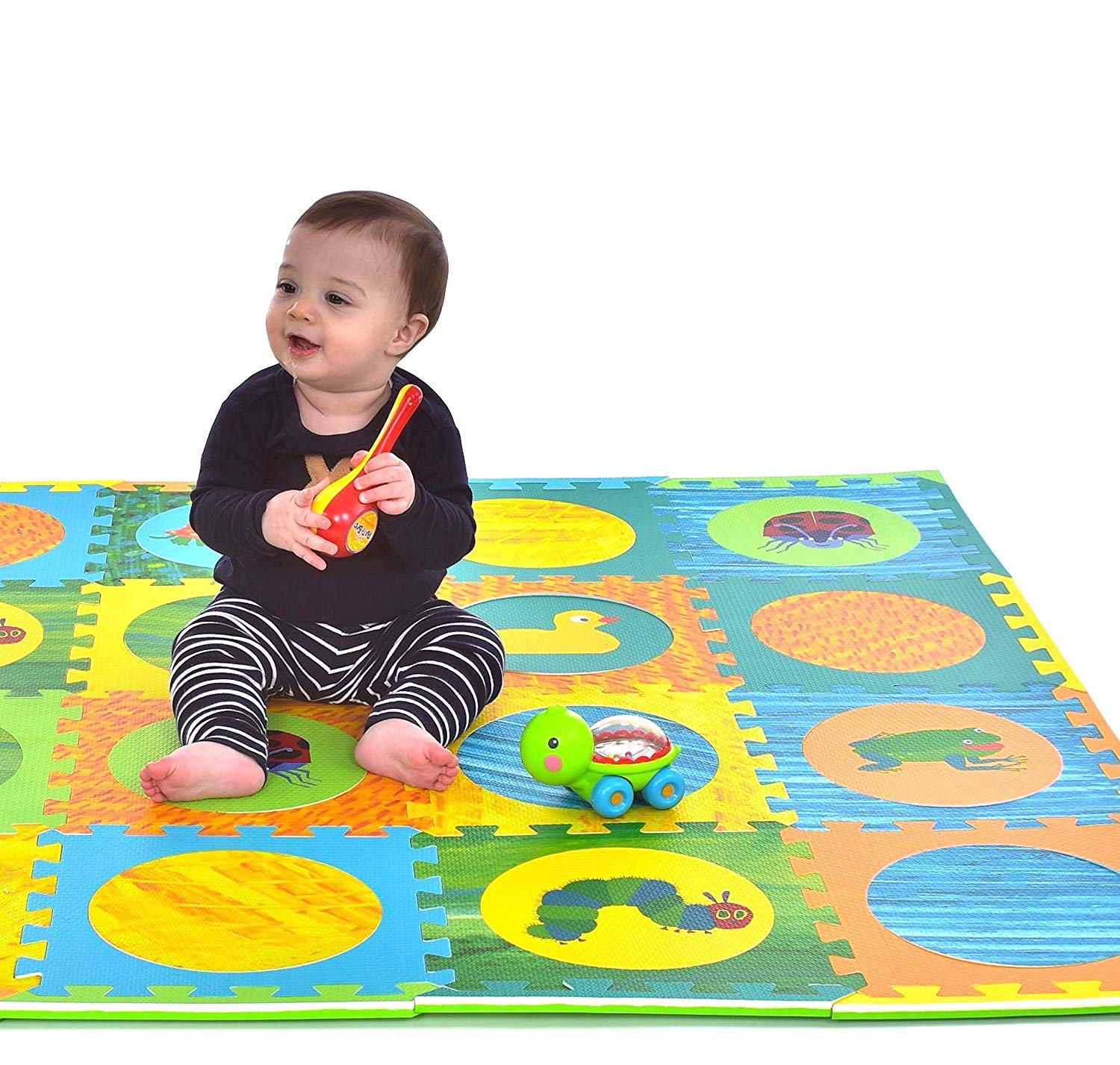Other Puzzles Hungry Caterpillar Baby Mat Puzzle Mat Baby Play