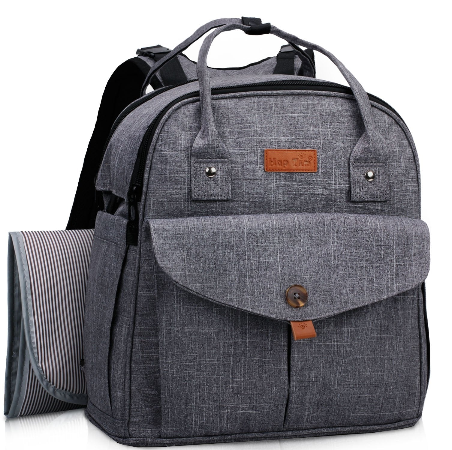 Nappy Bags - HapTim Baby Diaper Bag Backpack 9263226145a8