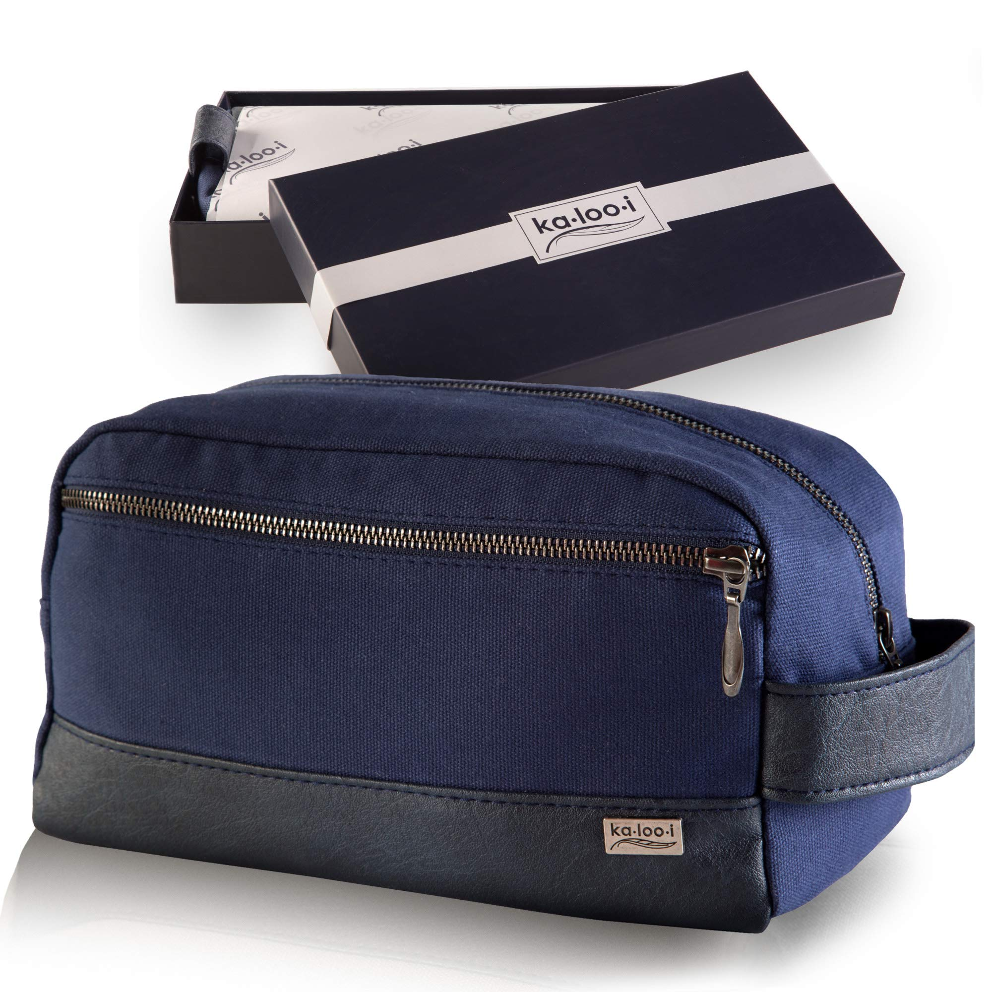 Other Health   Beauty - Toiletry Bag for Men - Canvas Dopp Kit for ... 85a0fe242b213