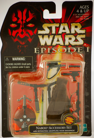Toys & Hobbies Tv, Movie & Video Games Constructive Hasbro Star Wars Episode 1 Opee And Qui Gon Jinn Boxed Set