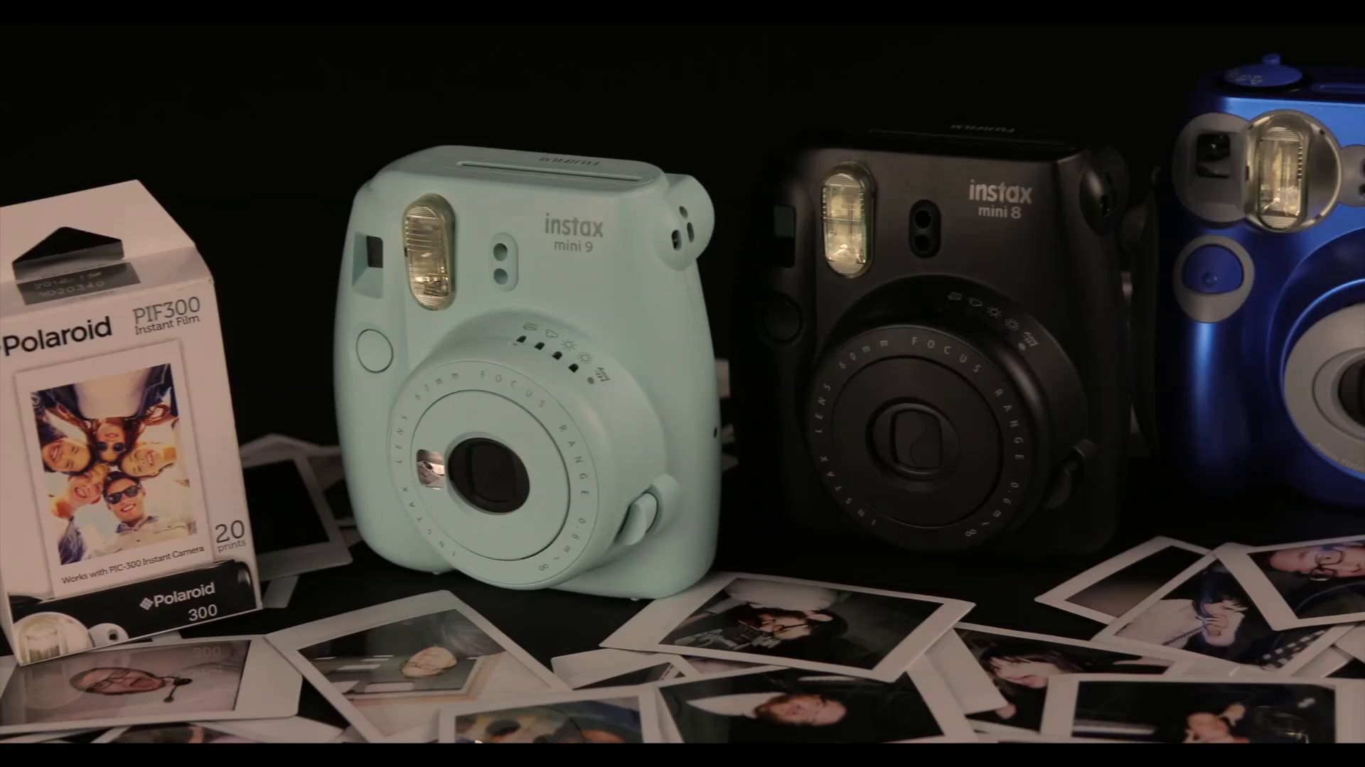 Other Film Cameras - Polaroid PIF300 Instant Film