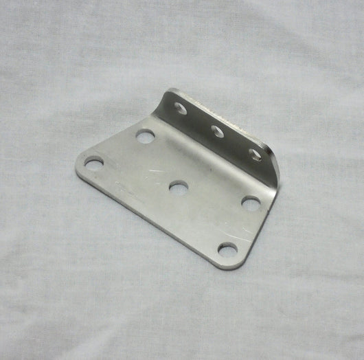 Bolt On 90 Degrees Dash Mount Bracket Tab - Modular Steering Assembly - UPACLICK