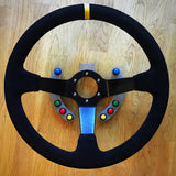Steering Wheel Side Button KIT (2 SIDES) - Modular Steering Assembly - UPACLICK