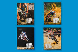Bundle Pack: Hurly Burly 1, 2, 3 and 4