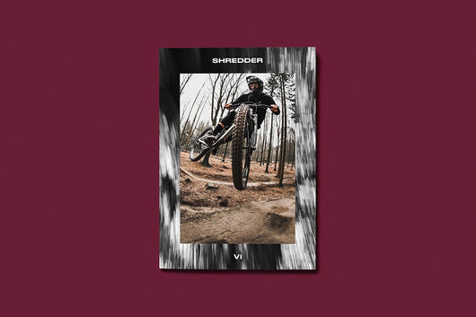 Shredder MTB ZINE: Issue 6
