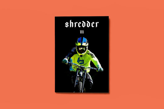 Shredder MTB ZINE: Issue 3