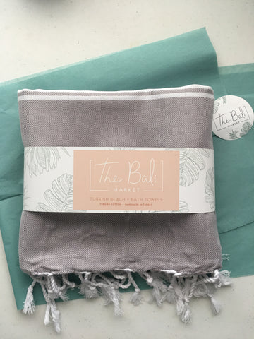 The Bali Market Turkish Towel