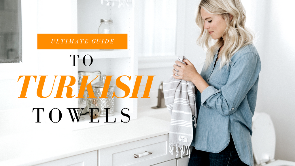 Guide to Turkish towels