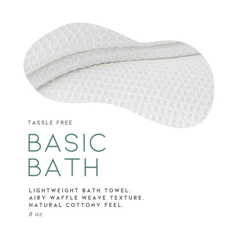 Basic Bath Turkish Towel