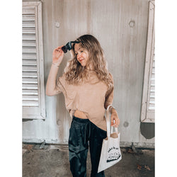 Phoebe Fringe Sweater - Joanna A. Boutique