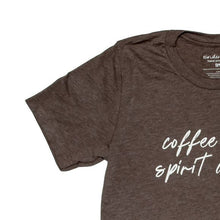 Coffee Is My Spirit Animal Unisex Tee
