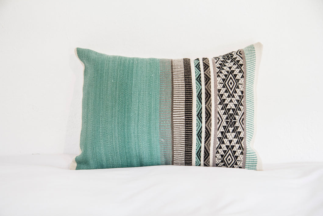 Qomer Green Collection | Boudoir Pillow Case
