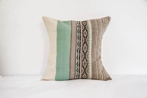 Qomer Green Collection | Euro Pillow Case