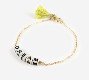 The Letter Dream | Bracelet