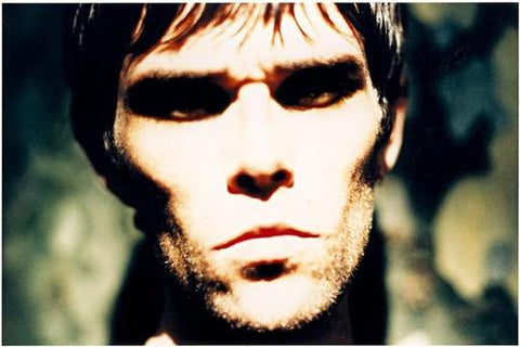 Ian Brown photograph - Unfinished Monkey Business