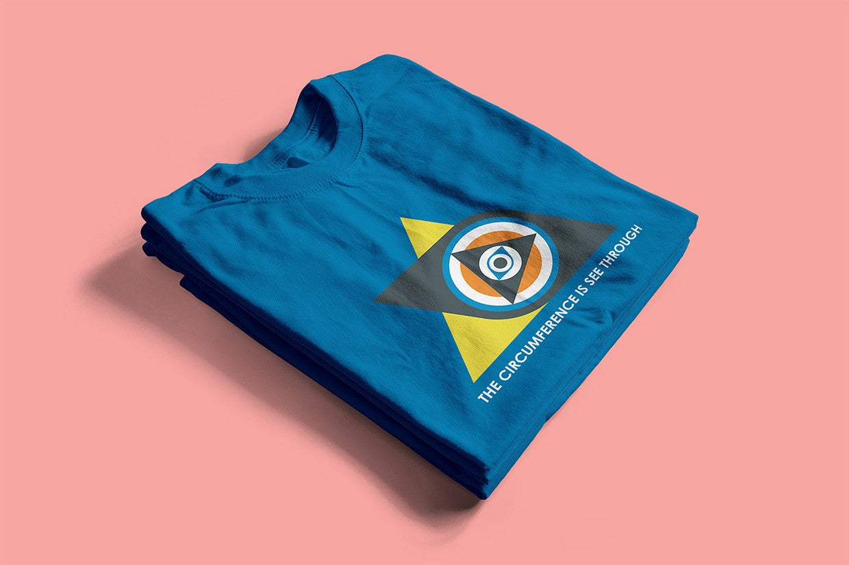 'Eye In The Triangle' Inspired by The 13th Floor Elevators