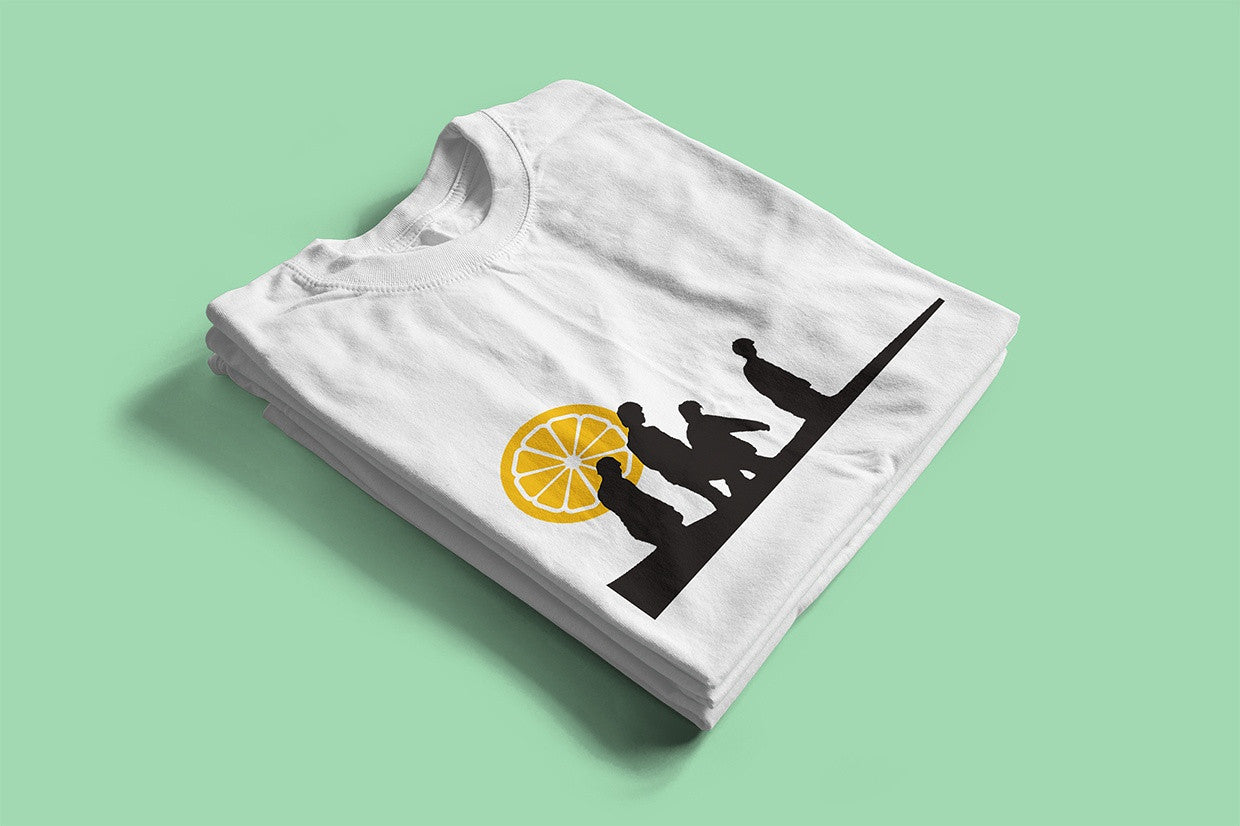 'Lemon Gold' (White) Inspired by The Stone Roses
