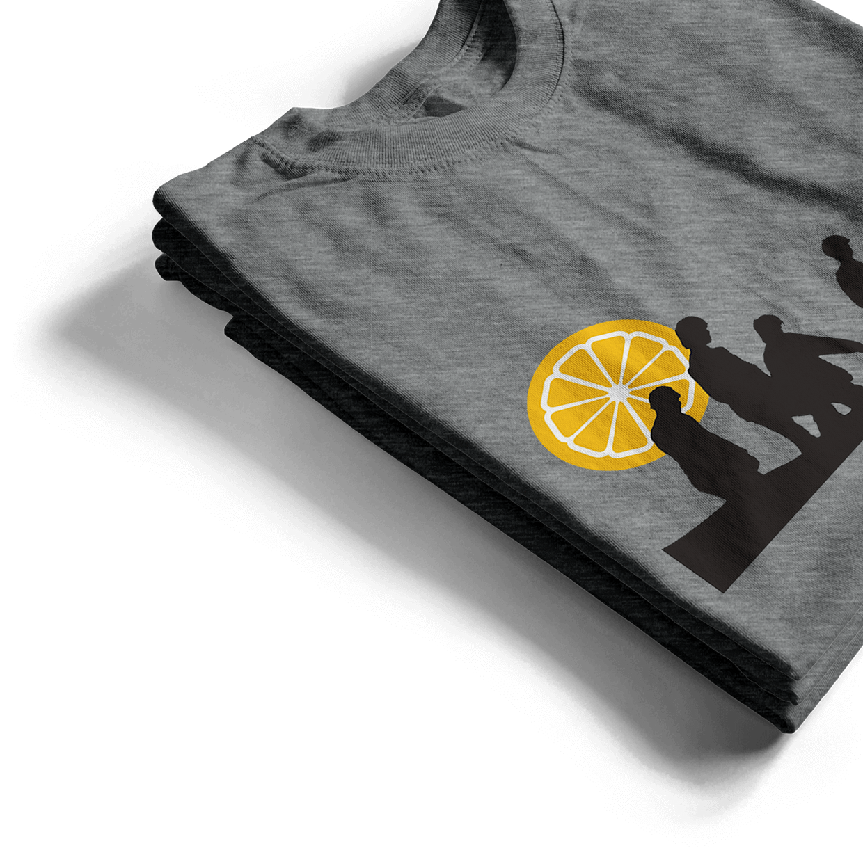 'Lemon Gold' (Grey)  Inspired by The Stone Roses