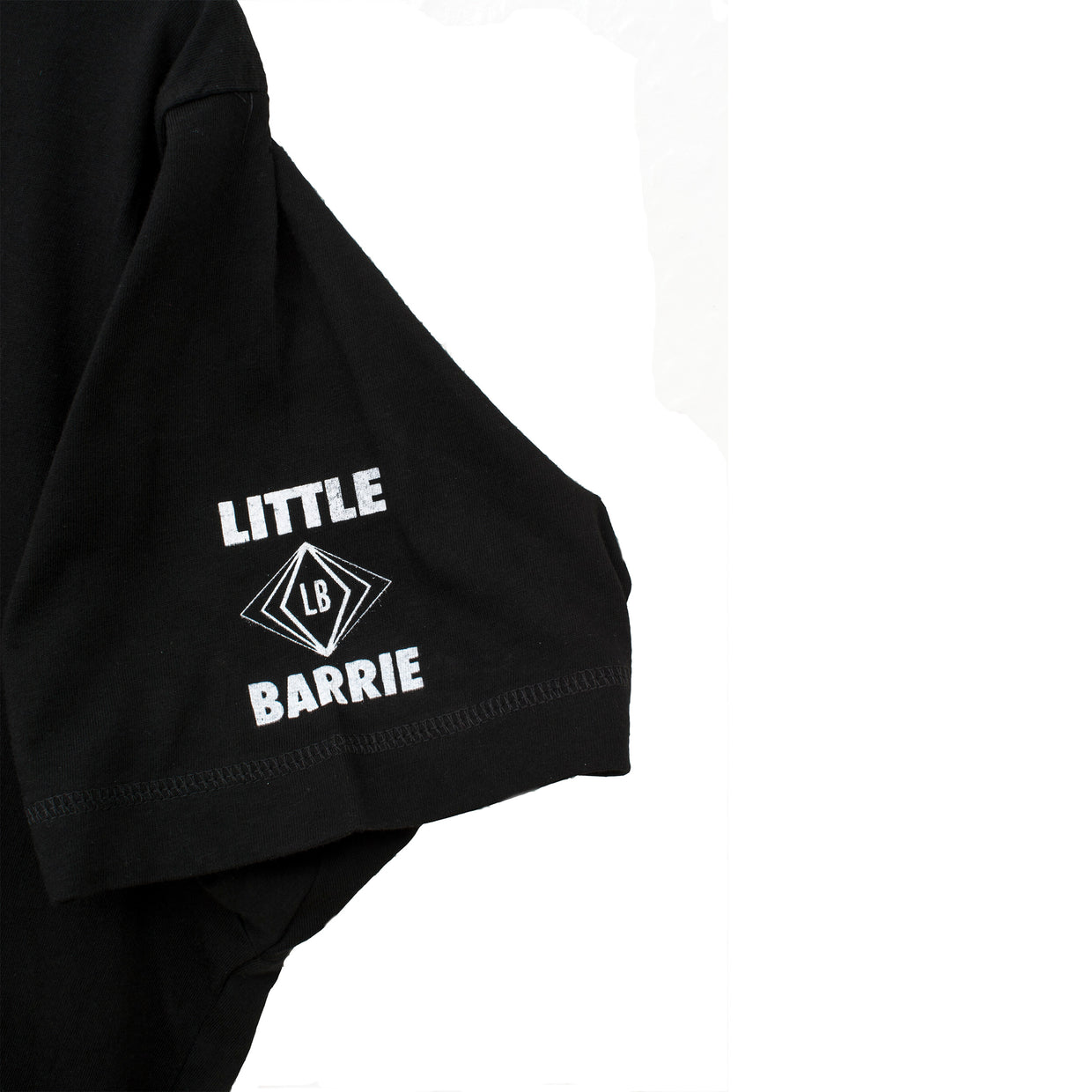 LITTLE BARRIE Collaboration: Ray Gun T-Shirt LIMITED