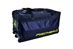 Fischer HOCKEY Junior Goalie Equipment Bag WITH WHEELS