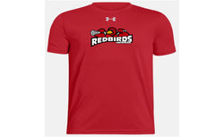 Newmarket Redbirds UA Locker Team T-Shirt Youth