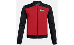 Copy of Newmarket Redbirds UA Team Track Jacket Adult