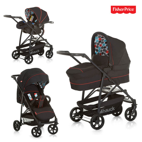 Fisher Price Easy Traveler Toronto 4 Trio Set - Hauck South Africa