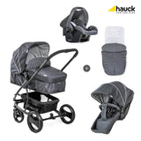 Pacific 4 Travel System - Hauck South Africa