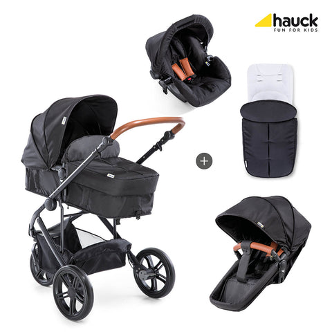Pacific 3 Travel System - Hauck South Africa