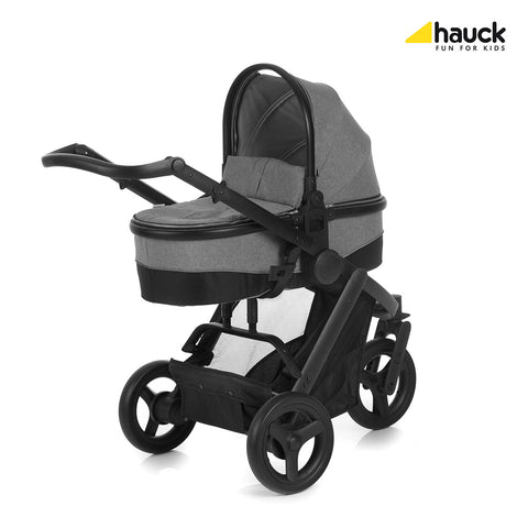 Maxan 3 Plus Stroller Trio Set - Hauck South Africa