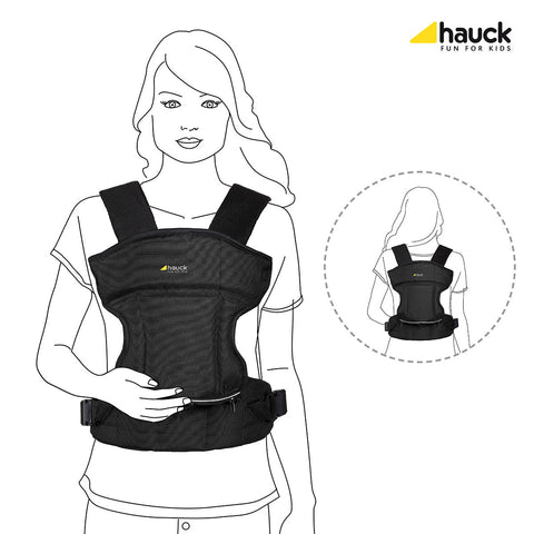 Hauck baby carrier. Available at Hauck South Africa