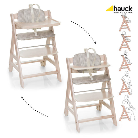 Beta + Highchair - Hauck South Africa